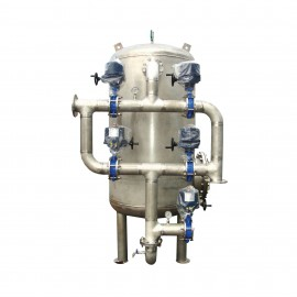 Industrial Centralized Filter (Stainless Steel)